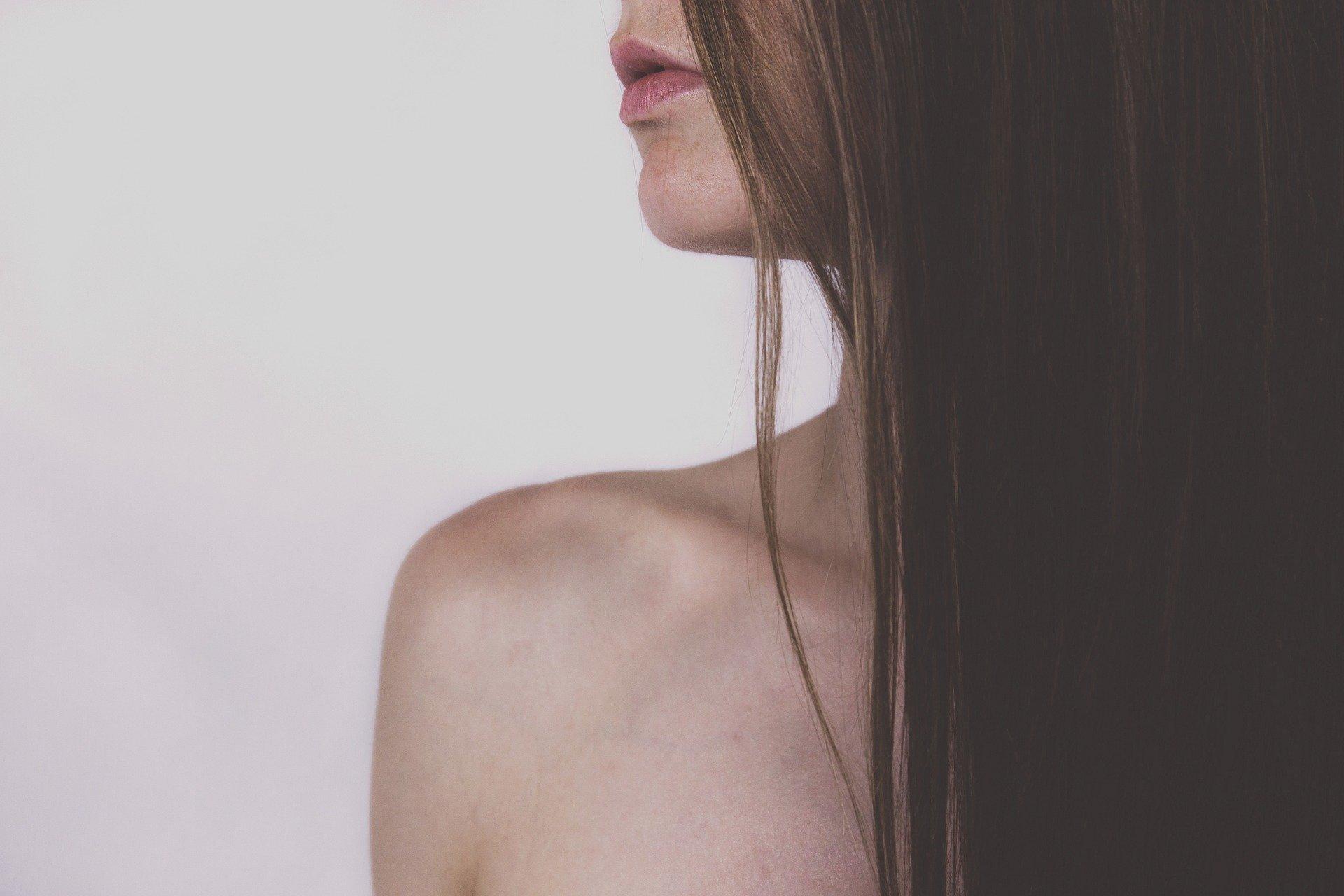 Labios de una mujer